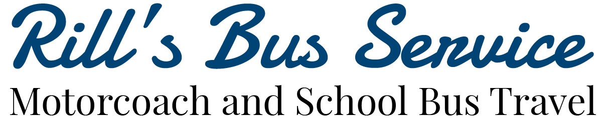 Bus and motorcoach service in Westminster, MD Rill's Bus Service | Motorcoach and School Bus Travel